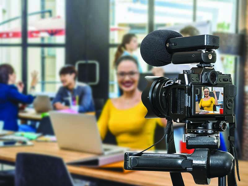 Vídeo corporativo para empresas