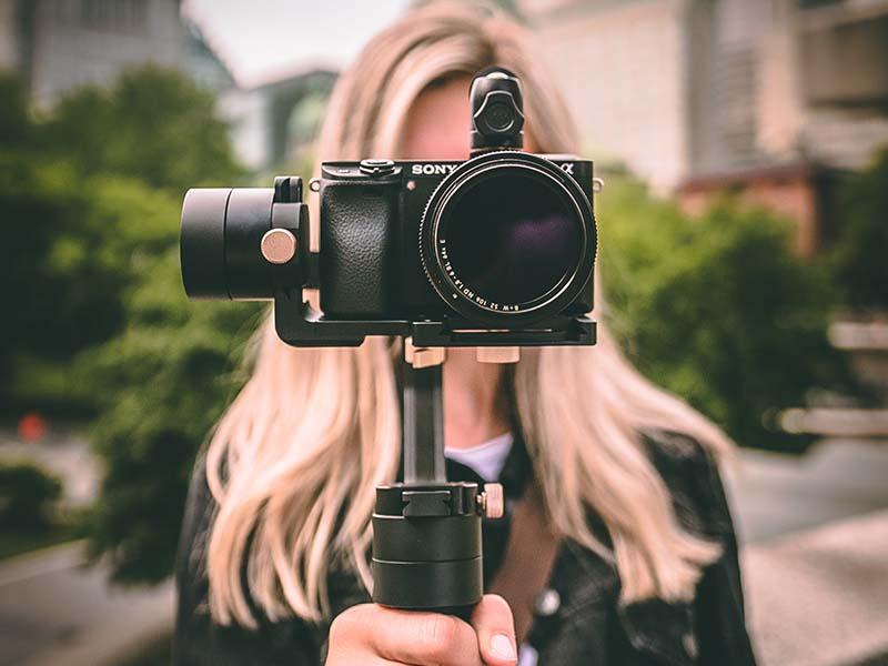Hacer vídeos para las redes sociales