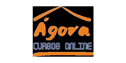 Logotipo de la Academia Ágora Aprende