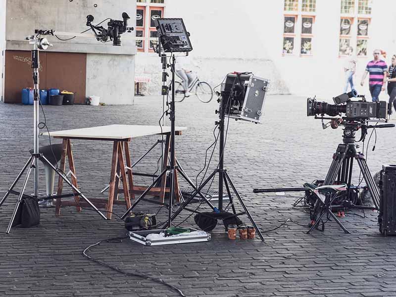 Cómo se enfrenta el audiovisual al cambio climático