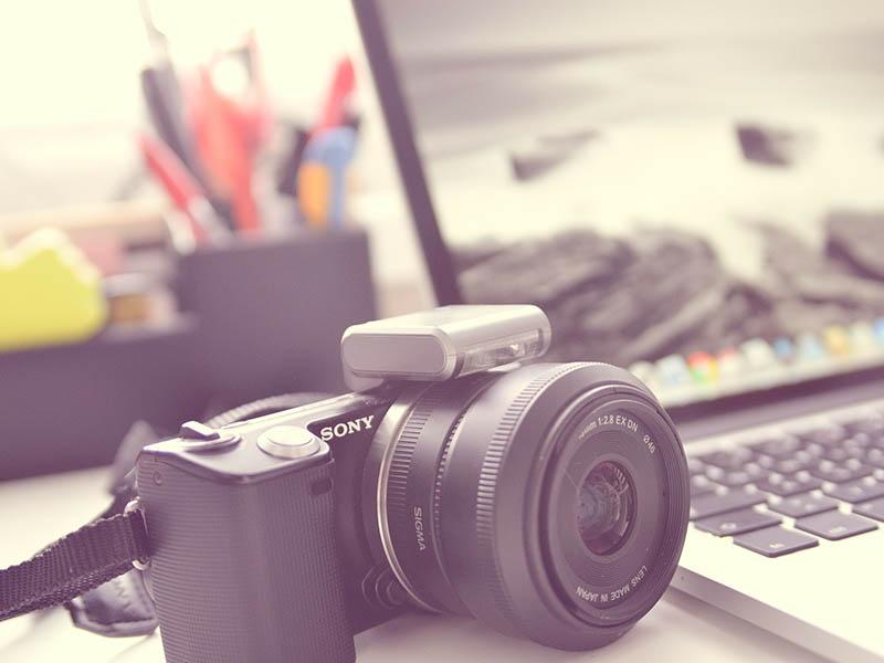 Edición de fotografía