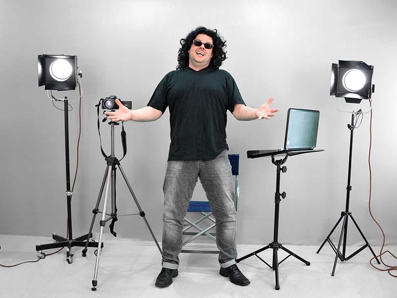 Cómo trabajar en tu sesión fotográfica