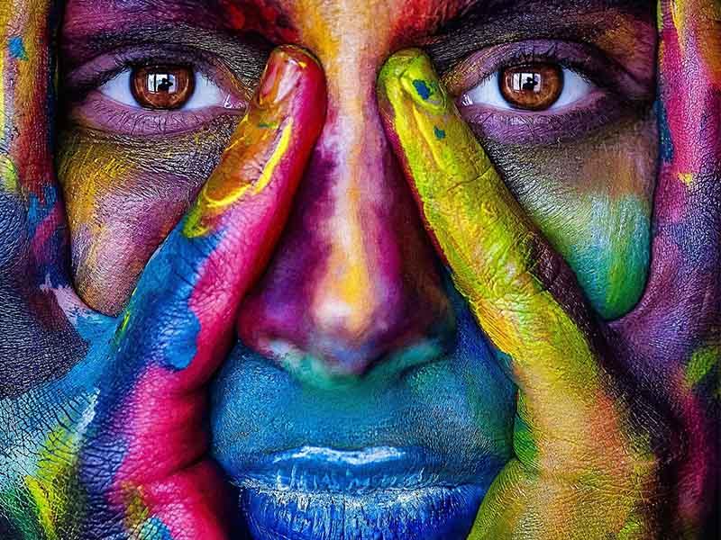 Qué es la teoría del color