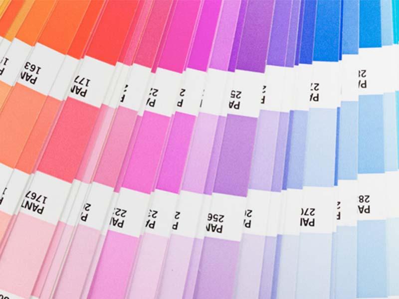Clases de colores