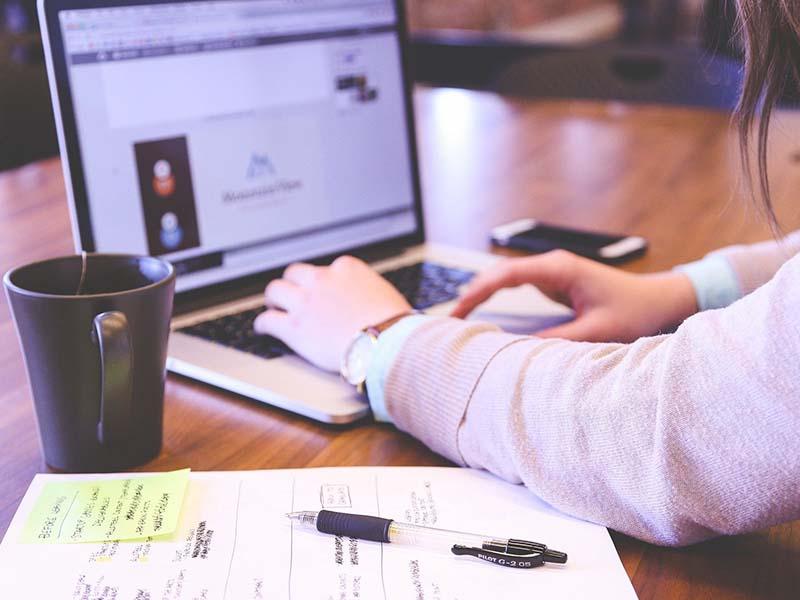 Tips para crear un portfolio