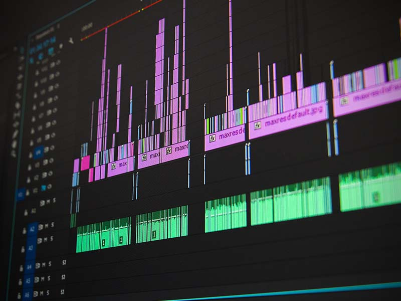 Editores de vídeo para principiantes y profesionales